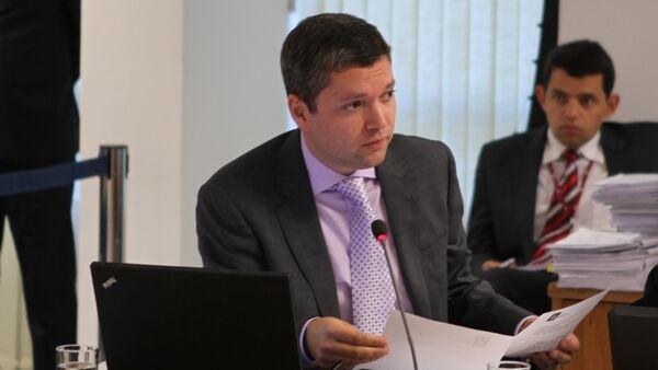 Fabiano Silveira, exministro de Transparencia de Brasil - Sputnik Mundo
