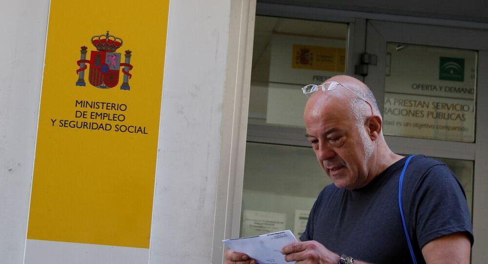 El Ministerio de Empleo y Seguridad Social de España