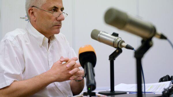 Vygaudas Usackas, embajador de los UE en Moscú - Sputnik Mundo