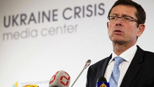 Ivan Simonovic, el secretario general de la ONU para los Derechos Humanos - Sputnik Mundo