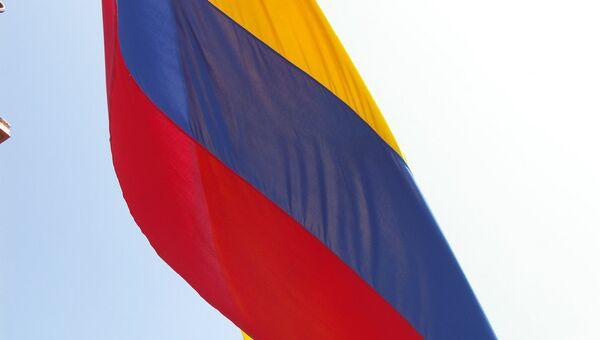 Bandera de Colombia - Sputnik Mundo