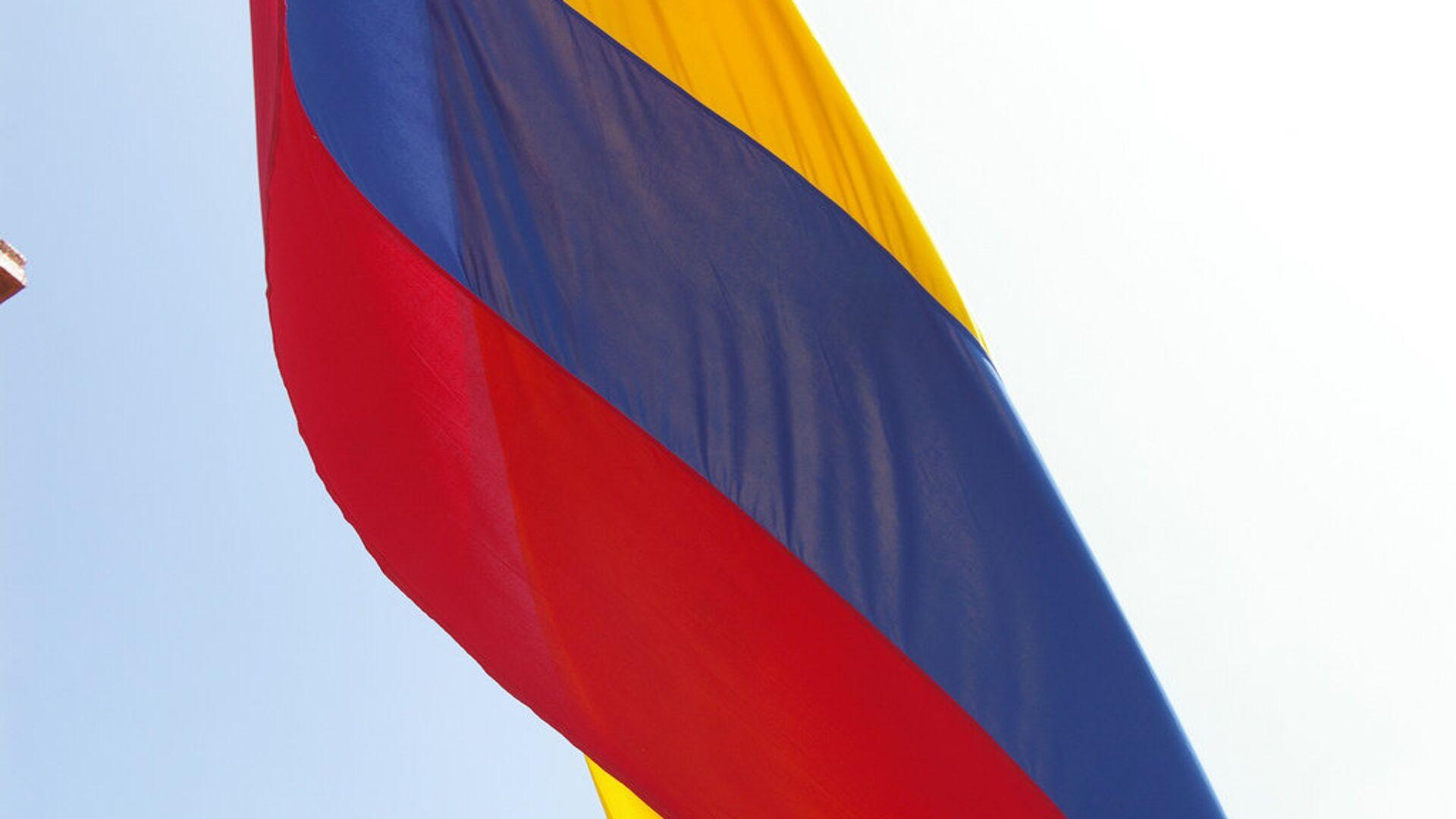 Bandera de Colombia - Sputnik Mundo, 1920, 20.04.2021