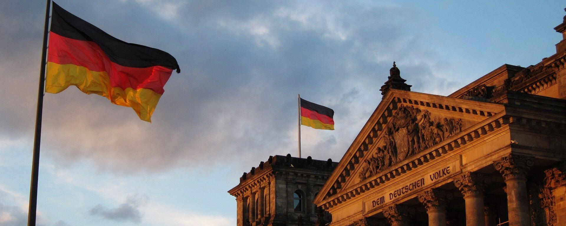 Bandera de Alemania - Sputnik Mundo, 1920, 13.02.2020
