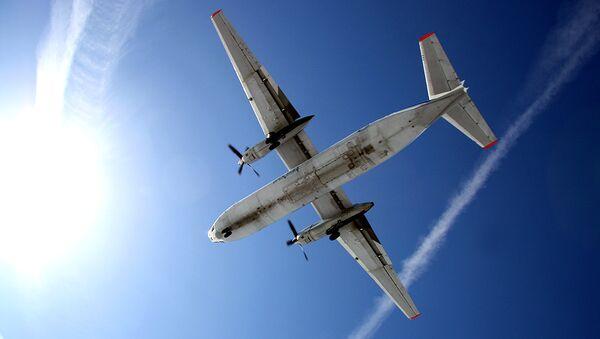 Avión An-30 - Sputnik Mundo