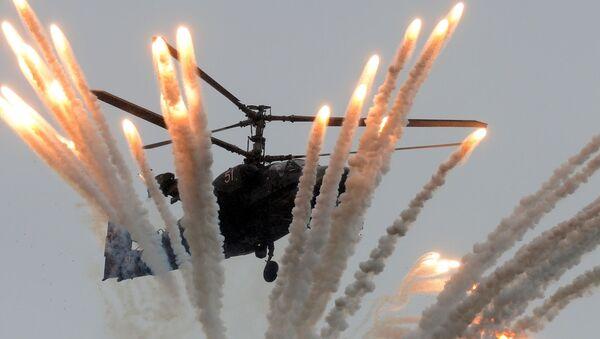 El concurso 'Aviadarts-2016' en Crimea - Sputnik Mundo