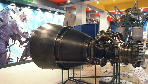 RD-180 rocket engine - Sputnik Mundo
