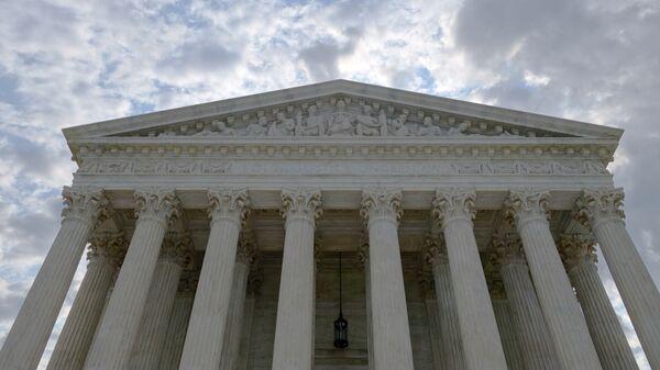 La Corte Suprema de EEUU en Washington (archivo) - Sputnik Mundo