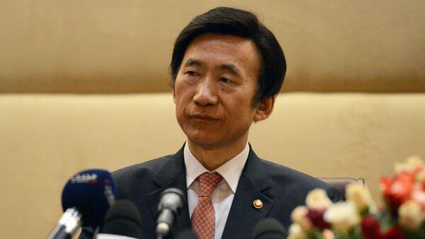 Yun Byung, ministro de Exteriores de Corea del Sur - Sputnik Mundo