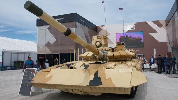 Выставка вооружения KADEX в Астане - Sputnik Mundo