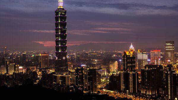 Taipei, la capital de Taiwán - Sputnik Mundo