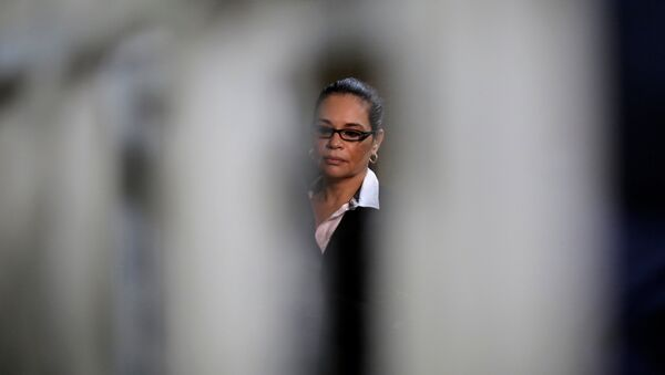 Roxana Baldetti, ex vicepresidenta de Guatemala - Sputnik Mundo