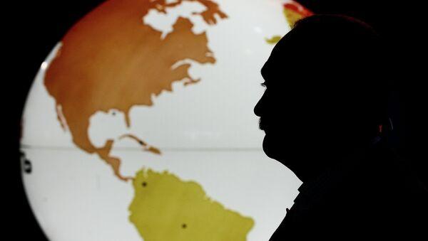 Mapa - Sputnik Mundo