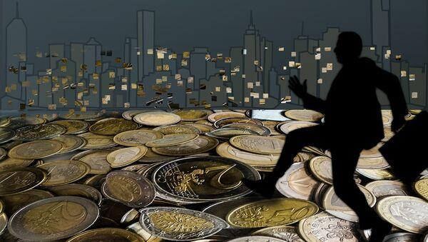 Delitos financieros - Sputnik Mundo