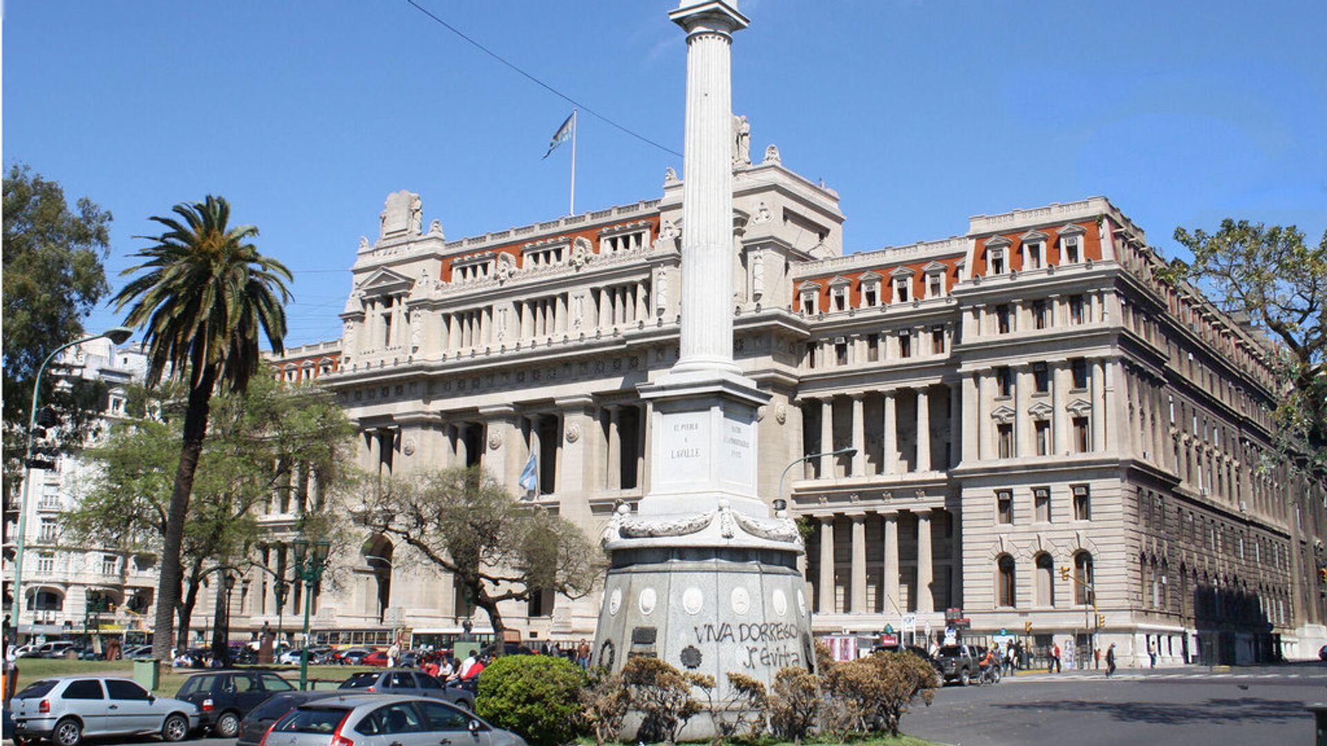 Corte Suprema de Argentina - Sputnik Mundo, 1920, 09.03.2021