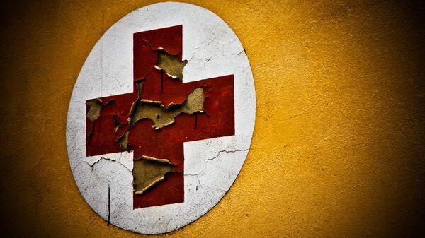 La Cruz Roja - Sputnik Mundo