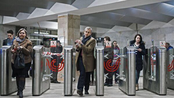 Metro de Moscú - Sputnik Mundo