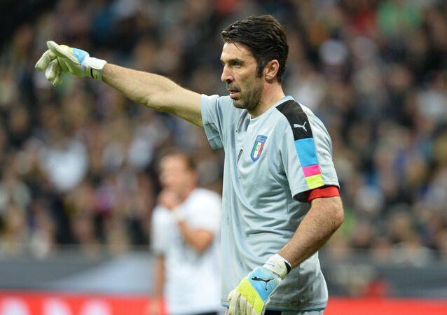 Gian Luigi Buffon, futbolista italiano