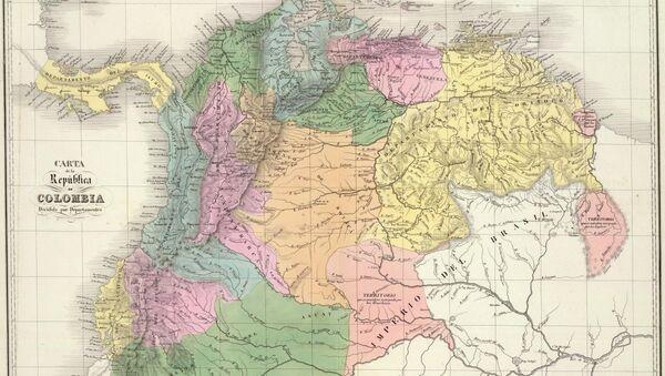 Período de la República de Gran Colombia, año 1824 - Sputnik Mundo