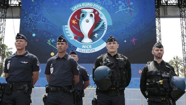 Preparativos para la Eurocopa 2016 - Sputnik Mundo