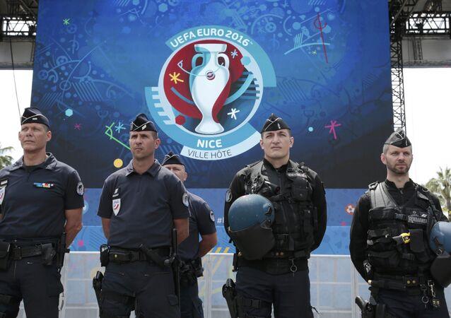 Preparativos para la Eurocopa 2016