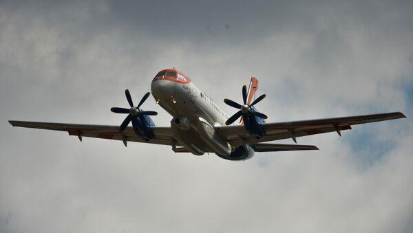 Avión ruso Il-114 - Sputnik Mundo