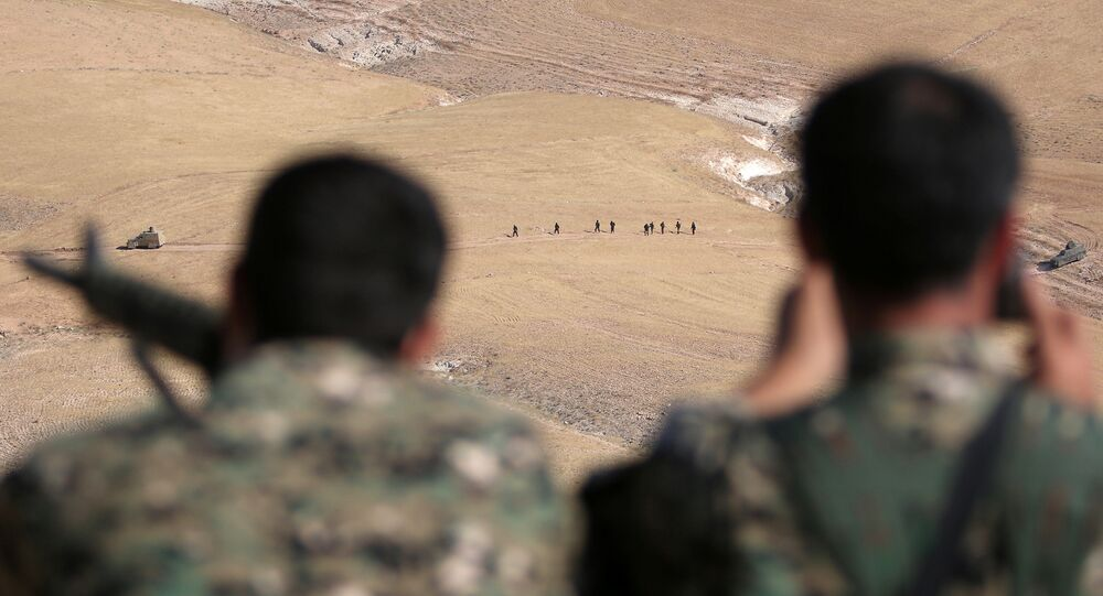 Situación en Manbij (archivo)