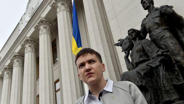 Nadezhda Sávchenko - Sputnik Mundo