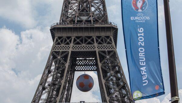 Eurocopa 2016 en Francia - Sputnik Mundo