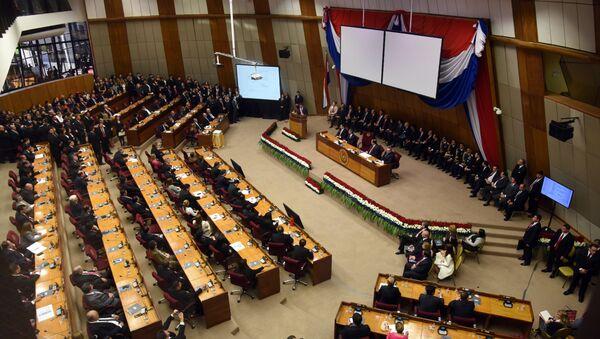 Congreso de Paraguay (archivo) - Sputnik Mundo