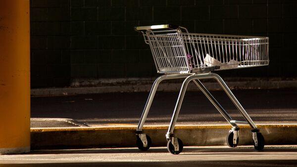 Сarro del supermercado - Sputnik Mundo