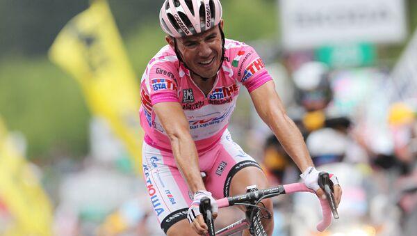 El ciclista de origen español del equipo ruso 'Katiusha', Joaquim Rodríguez - Sputnik Mundo