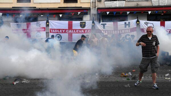 La situación en Marsella, Eurocopa 2016 - Sputnik Mundo