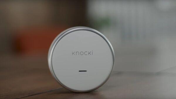 Knocki: Make Any Surface Smart - Sputnik Mundo