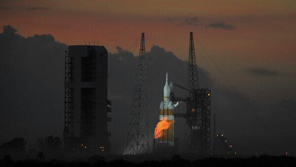 Delta IV Heavy - Sputnik Mundo