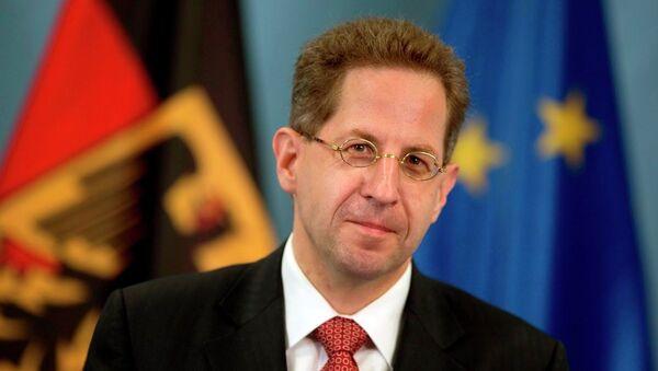 Hans-Georg Maassen, jefe de la Oficina Federal para la Protección de la Constitución de Alemania - Sputnik Mundo