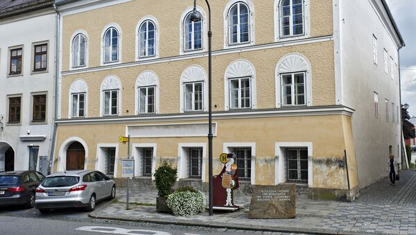 La casa de Adolf Hitler en Austria (archivo) - Sputnik Mundo