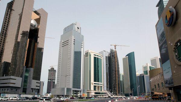 Doha, la capital de Catar - Sputnik Mundo