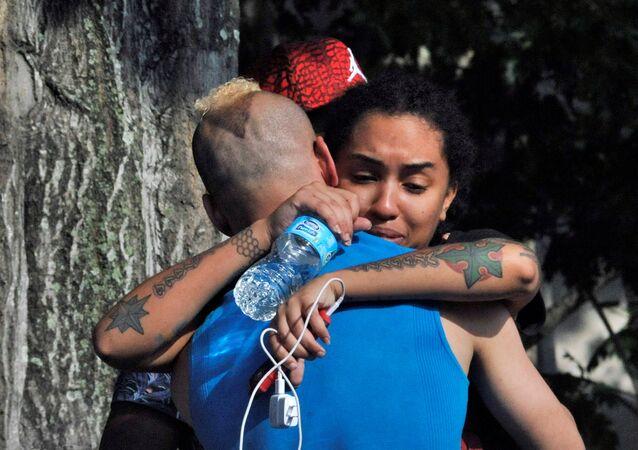 Los amigos y familiares de las víctimas del atentado de Orlando