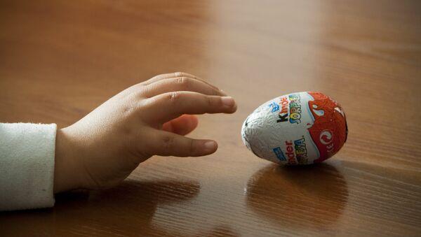 Kinder Sorpresa - Sputnik Mundo