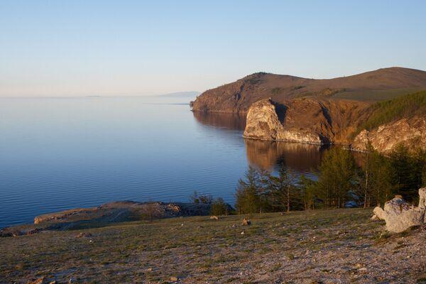 La majestuosa y poco conocida belleza del lago Baikal - Sputnik Mundo