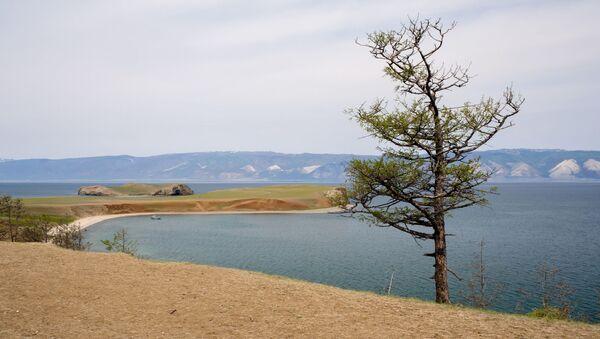 Остров Ольхон на озере Байкал - Sputnik Mundo
