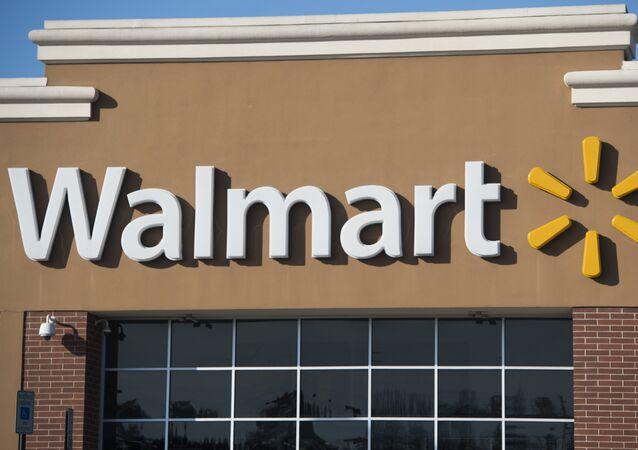 La tienda de Walmart