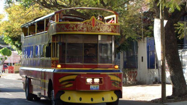 Transporte público mexicano - Sputnik Mundo