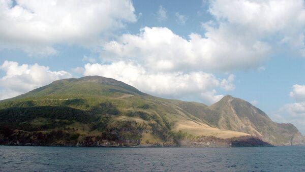 La isla Kuchinoerabu - Sputnik Mundo