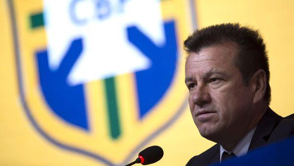 Dunga, el exentrenador de la selección brasileña de fútbol - Sputnik Mundo