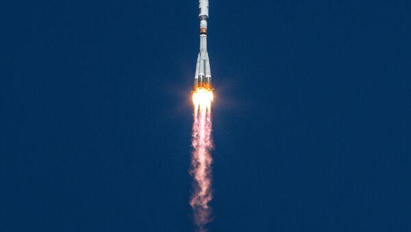 Первый пуск ракеты-носителя с космодрома Восточный - Sputnik Mundo