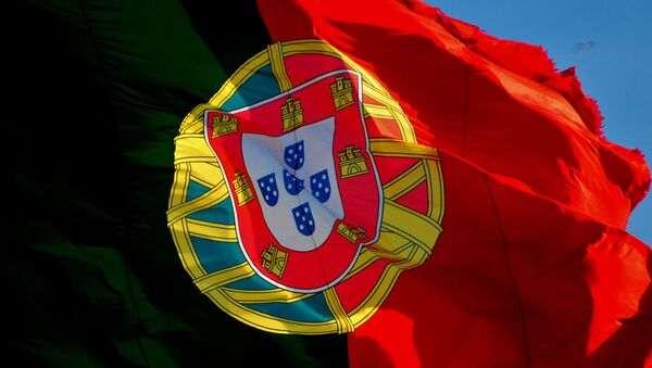 Bandera de Portugal - Sputnik Mundo