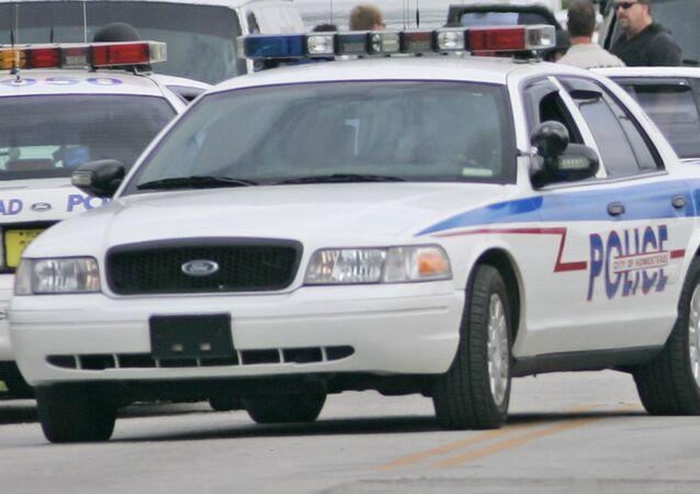 Policía de EEUU (archivo)