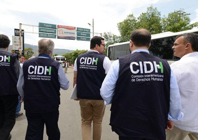 Personal de la CIDH