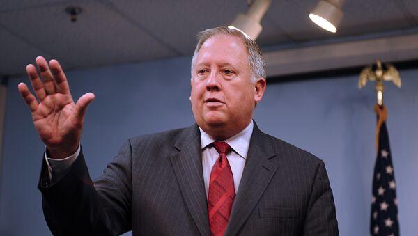 Thomas Shannon, subsecretario de Asuntos Políticos del Departamento de Estado de EEUU - Sputnik Mundo